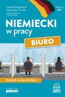 Okładka ksiązki - Niemiecki w pracy: biuro. Deutsch im Beruf: Bűro