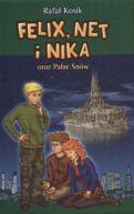 Okładka - Felix, Net i Nika oraz Pałac Snów