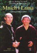 Okładka książki - Mnich i lama