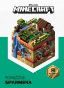 Okładka - Minecraft. Podręcznik farmera