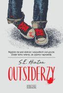 Okładka książki - Outsiderzy