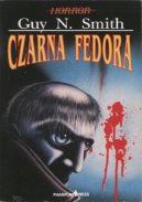 Okładka książki - Czarna fedora