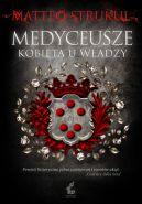 Okładka ksiązki - Medyceusze. Kobieta u władzy