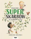 Okładka ksiązki - Wielka księga superskarbów. To, co naprawdę się liczy