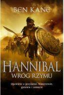 Okładka - Hannibal. Wróg Rzymu