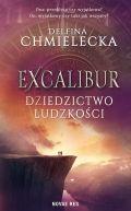 Okładka - Excalibur. Dziedzictwo ludzkości