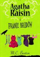 Okładka książki - Agatha Raisin i pranie brudów