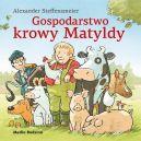 Okładka ksiązki - Gospodarstwo krowy Matyldy