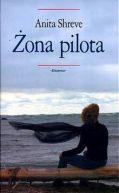 Okładka książki - Żona pilota