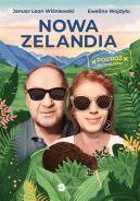 Okładka - Nowa Zelandia. Podróż przedślubna