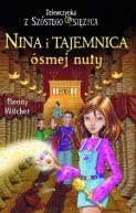 Okładka ksiązki - Nina i Tajemnica Ósmej Nuty