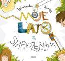 Okładka ksiązki - Moje lato z szablozębnym