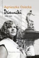 Okładka ksiązki - Dzienniki 1954-1955