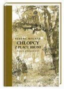 Okładka ksiązki - Chłopcy z placu broni