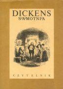 Okładka książki - Samotnia