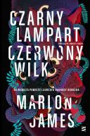 Okładka książki - Czarny Lampart, Czerwony Wilk