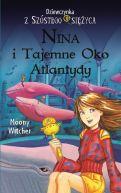 Okładka ksiązki - Nina i tajemne oko Atlantydy