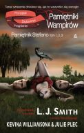 Okładka książki - Pamiętniki wampirów. Pamiętnik Stefano. tom 1,2,3