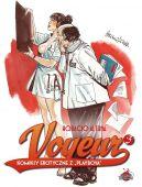 Okładka książki - Voyeur 3. Komiksy erotyczne z Playboya