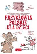 Okładka - Przysłowia polskie dla dzieci