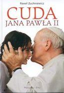 Okładka książki - Cuda Jana Pawła II