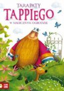 Okładka książki - Tarapaty Tappiegow magicznym Ogrodzie