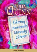 Okładka ksiązki - Sekretny pamiętnik Mirandy Cheever
