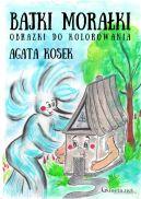 Okładka książki - Bajki morałki