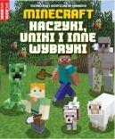 Okładka - Minecraft. Haczyki, uniki i inne wybryki
