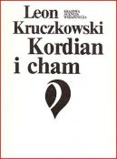 Okładka książki - Kordian i cham