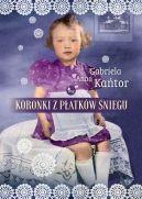 Okładka książki - Koronki z płatków śniegu