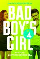Okładka książki - Bad Boy's Girl. Tom 4