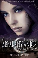 Okładka książki - Zbłąkany anioł. Krwawe Walentynki