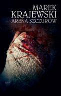 Okładka książki - Arena szczurów