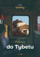 Okładka - Pociąg do Tybetu