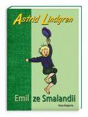 Okładka ksiązki - Emil ze Smalandii