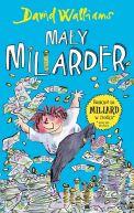 Okładka ksiązki - Mały miliarder