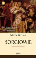 Okładka książki - Borgiowie