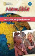 Okładka książki - Namibia