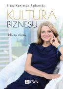 Okładka - Kultura biznesu. Normy i formy