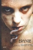 Okładka książki - Erynie