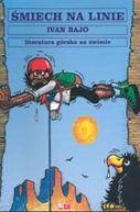 Okładka książki - Śmiech na linie