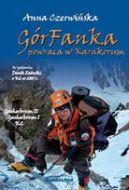 Okładka książki - GórFanka powraca w Karakorum