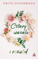 Okładka - Cztery wesela i rozwód