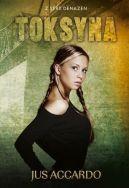 Okładka książki - Toksyna