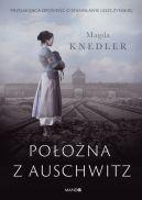 Okładka - Położna z Auschwitz