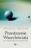 Okładka ksiązki - Przestrzenie Wszechświata. Od geometrii do kosmologii