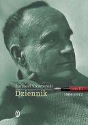 Okładka książki - Dziennik t. III 1964-1972