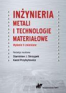 Okładka - Inżynieria metali i technologie materiałowe