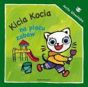 Okładka książki - Kicia Kocia na placu zabaw